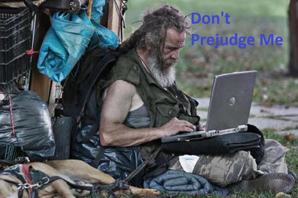 Prejudging on image
